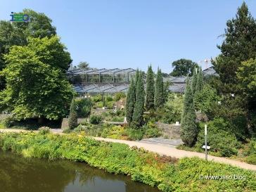 Das Tropenhaus in Planten und Blomen